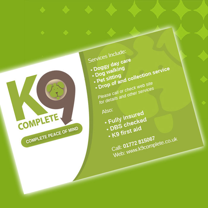 Business Cards printed bt KM Creative