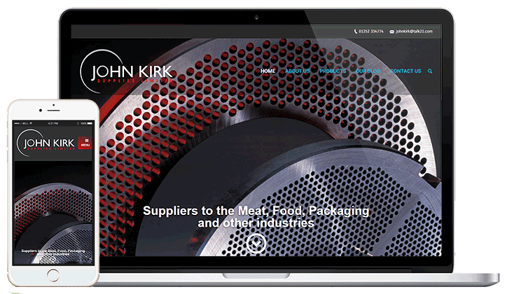 John Kirk Website